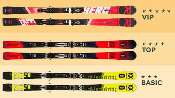 Top 10 Best Skis for Beginners and Intermediate Skiers